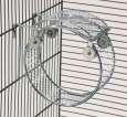 EBI Metall-Laufrad S-M Silber vorteilhaft