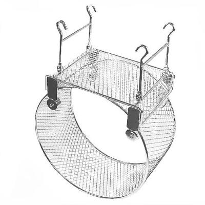 EBI Metall-Laufrad M-L 17.5 cm