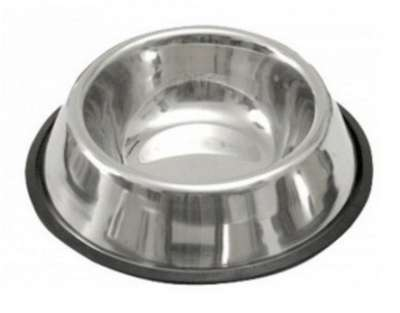 EBI Cat Bowl with Rubber Ring 15 cm 250 ml