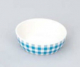 Keramik-Napf blau Hellblau von EBI
