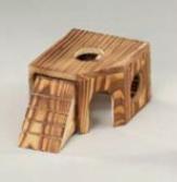 "EBI Holz-Hamsterhaus ""Corner"" 8x11.5x11.2 cm"