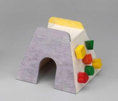 """EBI Holz-Hamsterhaus """"Susie"""" 14x15x18 cm"""