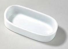 EBI Keramiknapf oval 10.7x5x3 cm