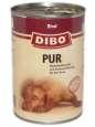 Dibo PUR Rindfleisch 400 g - Hundefutter ohne Zucker