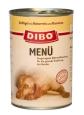 MENÜ Geflügel von Dibo 400 g