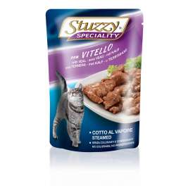 Stuzzy Cat Speciality Veal  100 g