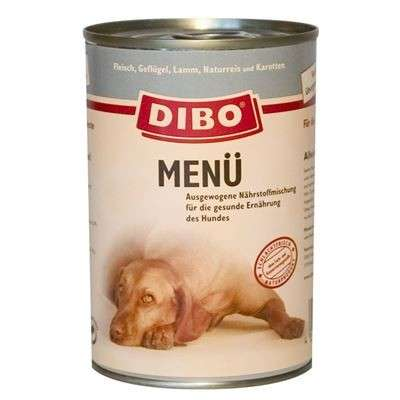 Dibo Menu Senior and Overweight dogs  400 g