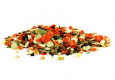 Vegetable-Fruit Mix  1 kg van Dibo