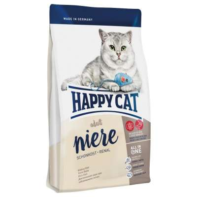 Happy Cat Supreme Schonkost Niere Renal - (Vesediéta) 300 g, 1.80 kg, 1.4 kg