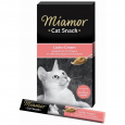 Miamor Cat Snack - Salmon Cream 6x15 g