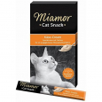 Miamor Cat Snack - Cheese Cream 6 piese