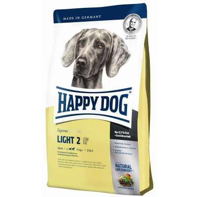 Happy Dog Supreme Light 2 - Low Fat  300 g