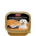 Vom Feinsten Adult Poulet, Yogourt et Flocons d'avoine Animonda 150 g