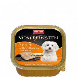 Vom Feinsten Adult with Chicken, Banana and Apricots Animonda 4017721826457