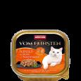 Animonda  Vom Feinsten Adult with Chicken in Carrot Sauce  100 g verkkokauppa