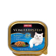 Animonda Vom Feinsten Adult with Salmon in Herbal Sauce 100 g