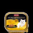 Animonda Vom Feinsten Adult with Turkey in Tomato Sauce kanssa usein yhdessä ostetut tuotteet.
