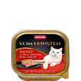 Animonda Vom Feinsten Adult with Beef, Chicken Breast + Herbs  100 g