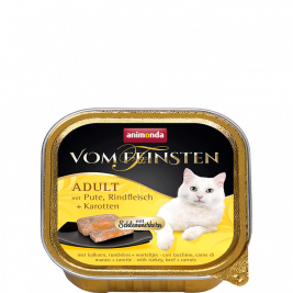 Vom Feinsten Adult with Turkey, Beef and Carrot Animonda 4017721832632