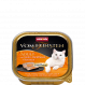 Vom Feinsten Adult with Chicken, Beef and Carrot 100 g van Animonda EAN 4017721832045