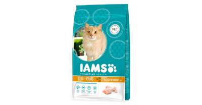 Iams Adult Sterilised 10 kg, 2.55 kg