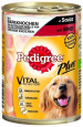 Adult Plus Os à moelle & bœuf Pedigree 400 g