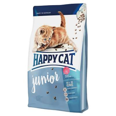 Happy Cat Kitten Supreme Junior 4 kg, 300 g, 10 kg, 1.4 kg
