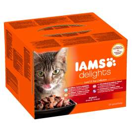 Delights Land & Sea Collection in Jelly Iams 8710255100388