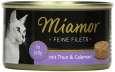 Feine Filets Dose heller Thunfisch & Calamari Miamor 100 g