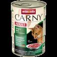 Carny Adult Manzo & Carne di Capriolo & Mirtillo Rosso Animonda 400 g