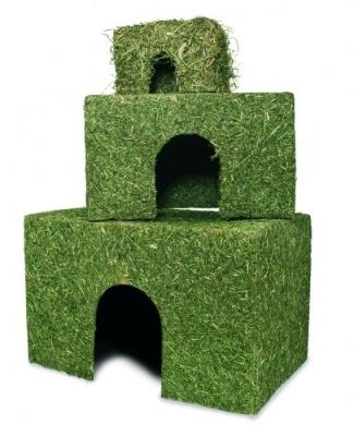 JR Farm Heu-Haus Blätter-Dach S Grün