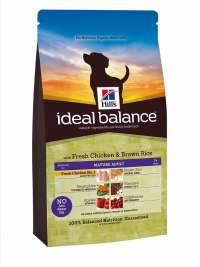 Ideal Balance Canine - Mature Adult with Chicken and Brown Rice Hill's 0052742322209