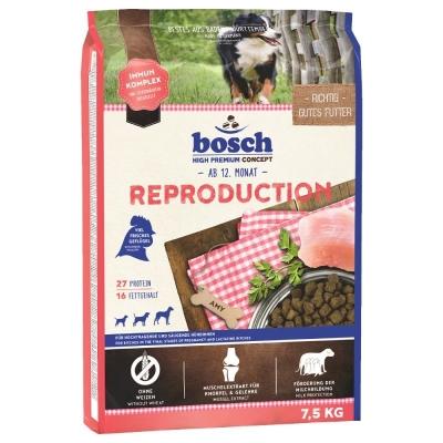 Bosch High Premium Concept - Reproduction  7.5 kg
