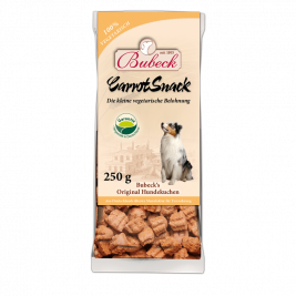 Bubeck Carrot Snack  250 g