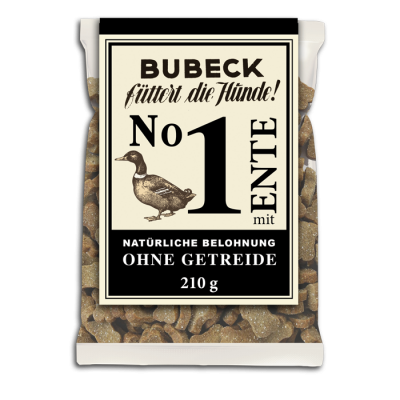Bubeck No.1 Duck And 210 g