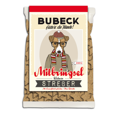 Bubeck Mitbringsel Hipster Edition 210 g Jehněčí maso