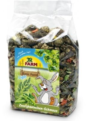JR Farm Zwergkaninchen-Schmaus light  1 kg