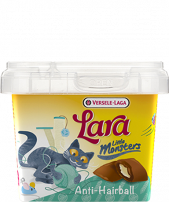 Versele Laga Lara Little Monster Crock Anti Hairball Mout 75 g