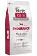 Brit Care Endurance Adult Πάπια & Pύζι 12 kg