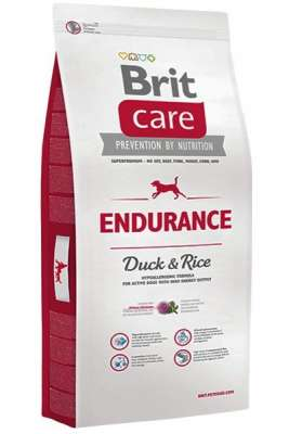Brit Care Endurance Adulte Ankka & Riisi  3 kg, 12 kg, 1 kg