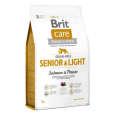Brit Care Grain-Free Senior & Lights Salmone & Patate  negozio online