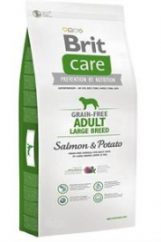 Care Adult Large Breed Grain-Free Lohi & Peruna Brit 8595602510184