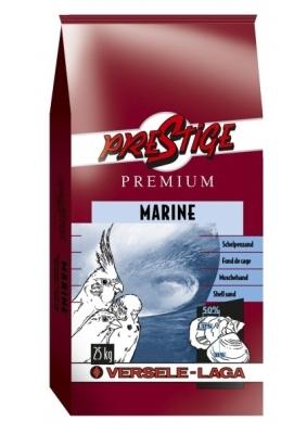 Versele Laga Prestige Premium Marine Arena de conchas para pájaros 25 kg