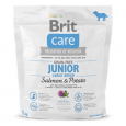 Brit  Care Junior Large Breed Grain-Free Lohi & Peruna  1 kg verkkokauppa