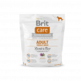 Brit Care Medium Breed Adult med lam og ris 1 kg billige