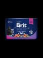 Brit Premium Pouches Fish Plate 4x100 g