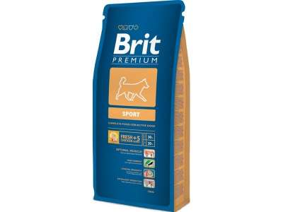 Brit Premium Sport  3 kg, 15 kg, 1 kg