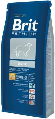 Brit Premium Light  3 kg, 15 kg