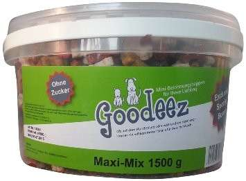 Goodeez Dog's Snack Maxi-Mix 1.5 kg