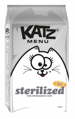 Katz Menu Sterilized Special Care 7.5 kg, 400 g, 2 kg